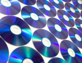DVD printing services