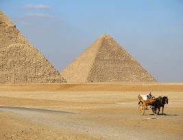 Top Four Egyptian Destinations for Lounging